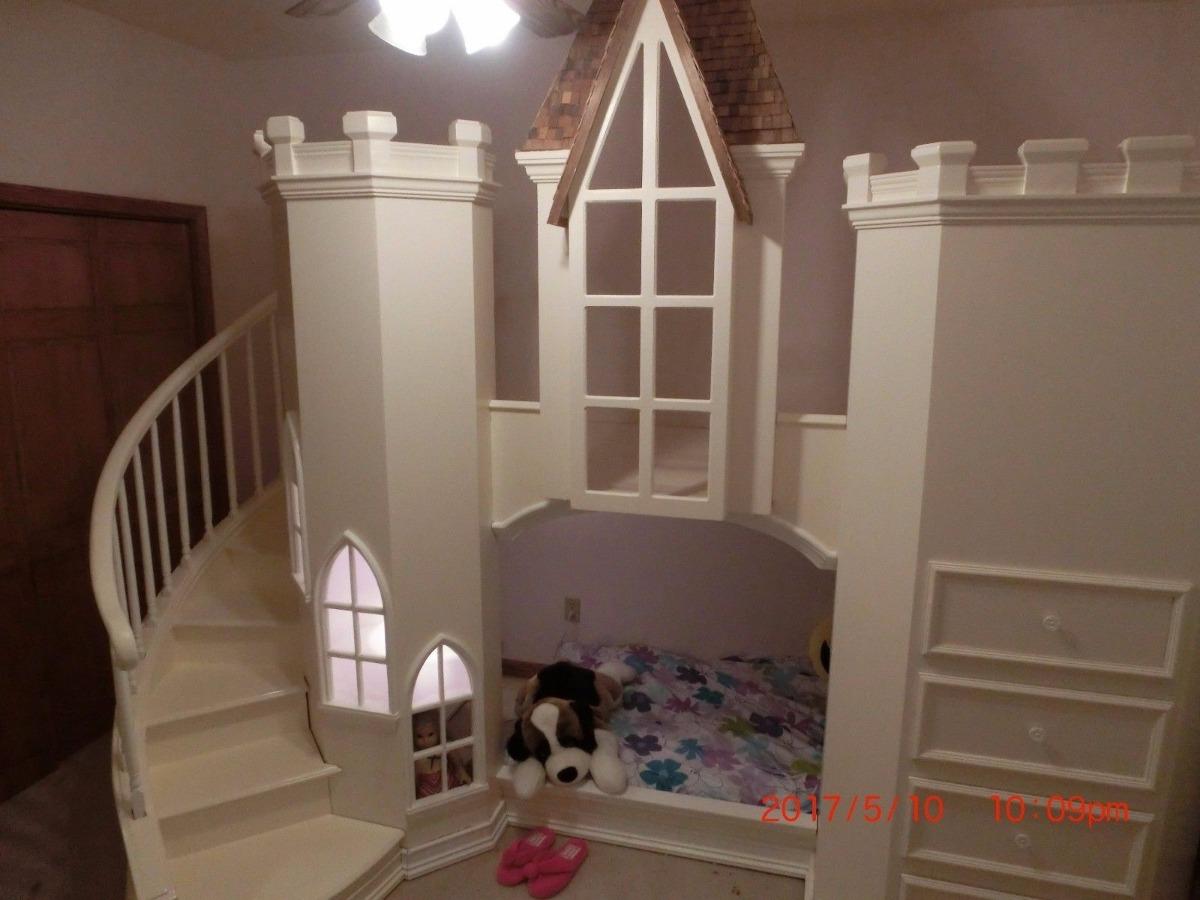 da987d800 Cama Castelo Da Princesa Sofia - R$ 10.990,00 em Mercado Livre