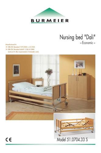 cama catre clinico