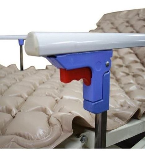 cama catre clínico colchón