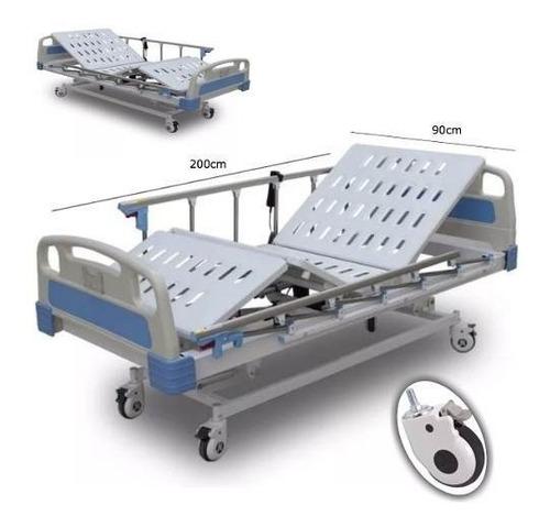 cama catre clínico eléctrico 3 posiciones eléctrico r3326