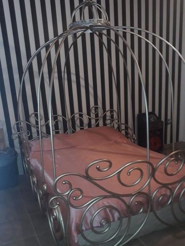 cama cenicienta full