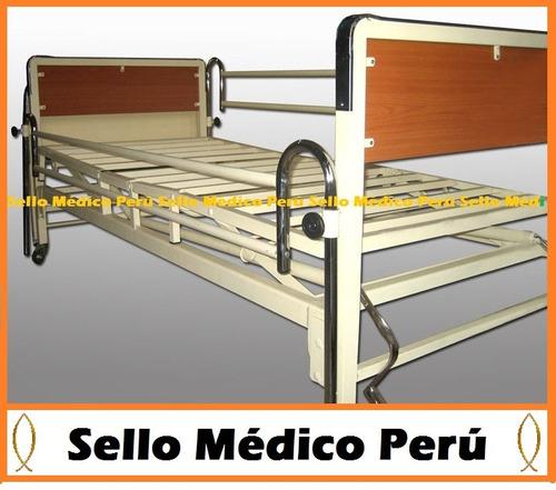 cama clinica colchon articulable+antiescaras+portasuero!ºº