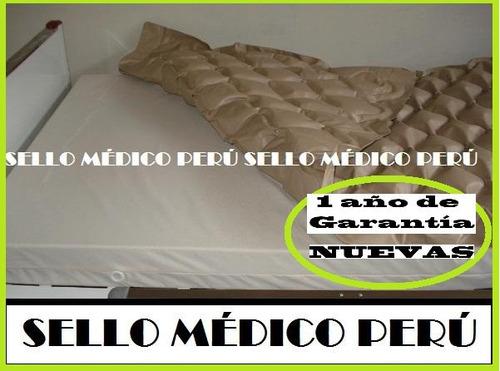cama colchón antiescaras