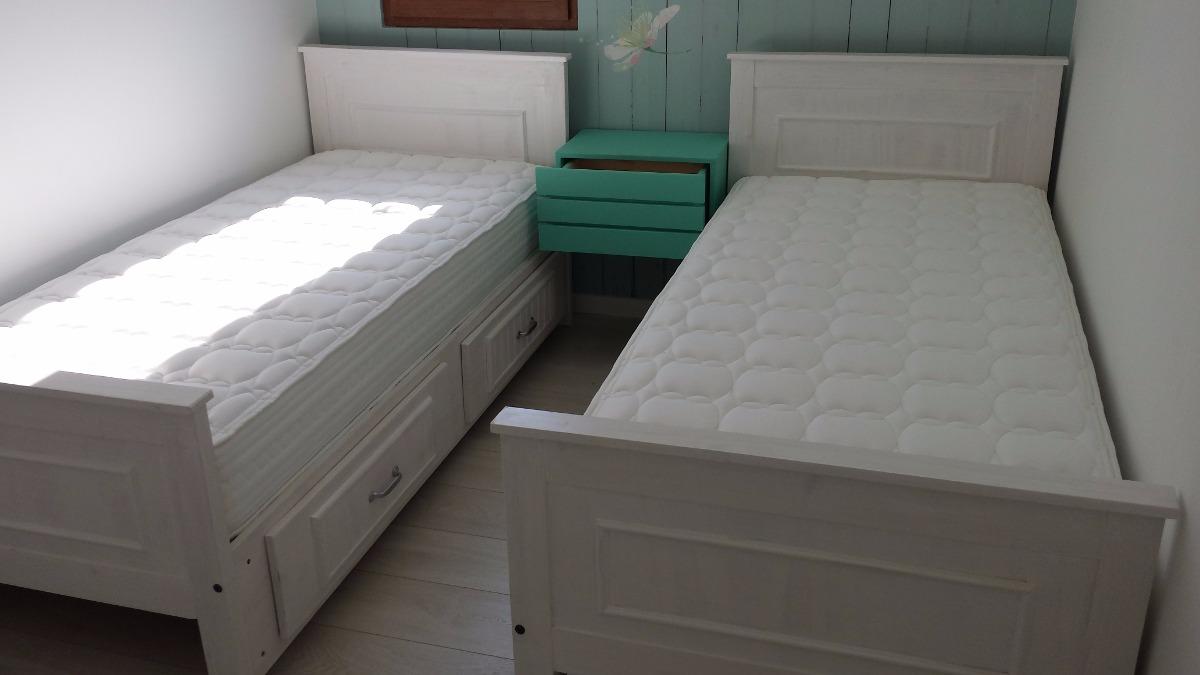 cama con cajones 1 plaza en mercado libre