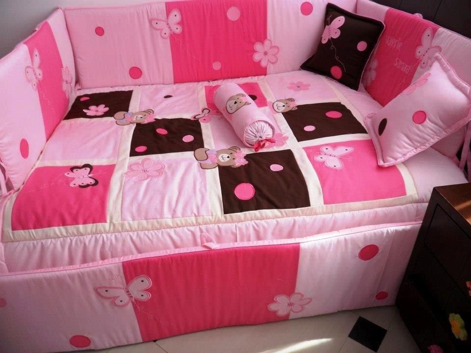Lenceria cama cuna cuna corral cuarto bebe acolchada for Aplicacion para buscar habitacion