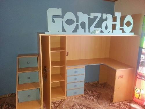 Cama cucheta cajonera todod en 1 directo de fabrica for Fabricas de muebles en montevideo uruguay