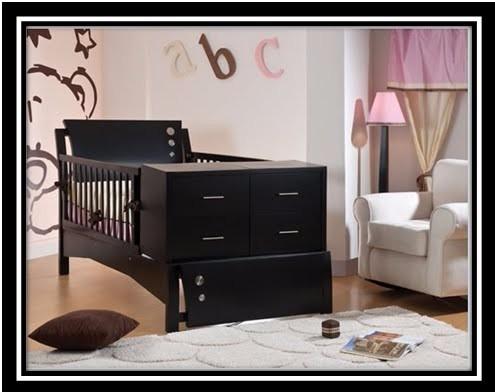 Cama Cuna Bebe Cn 103 - U$S 725,00 en Mercado Libre