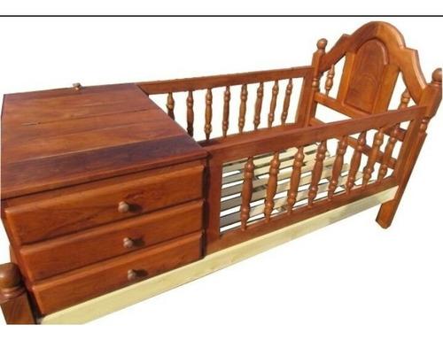 cama cuna funcional