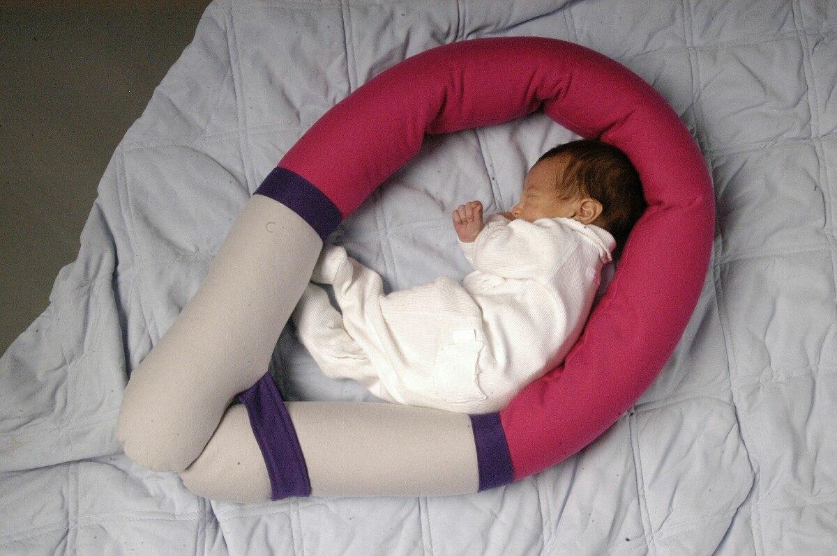 Cojin nido contenedor para cama cuna moises cosas - Como hacer un dosel para cuna ...