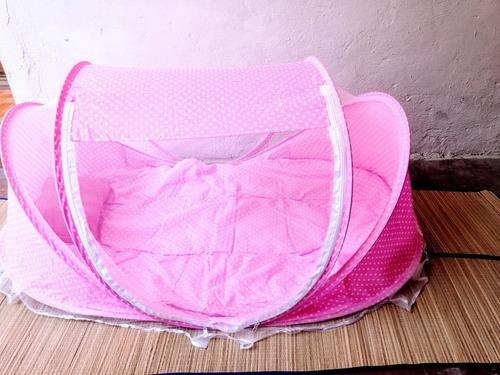 cama cuna moisés mosquitero plegable