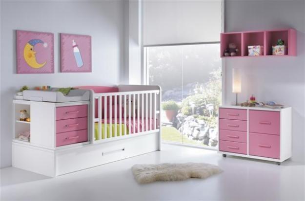 Cama Cuna Para Bebe S 1350 en Mercado Libre