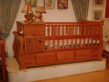 Cama Cuna Para Bebes, Buen Precio - Bs. 695.000.000,00 en Mercado Libre