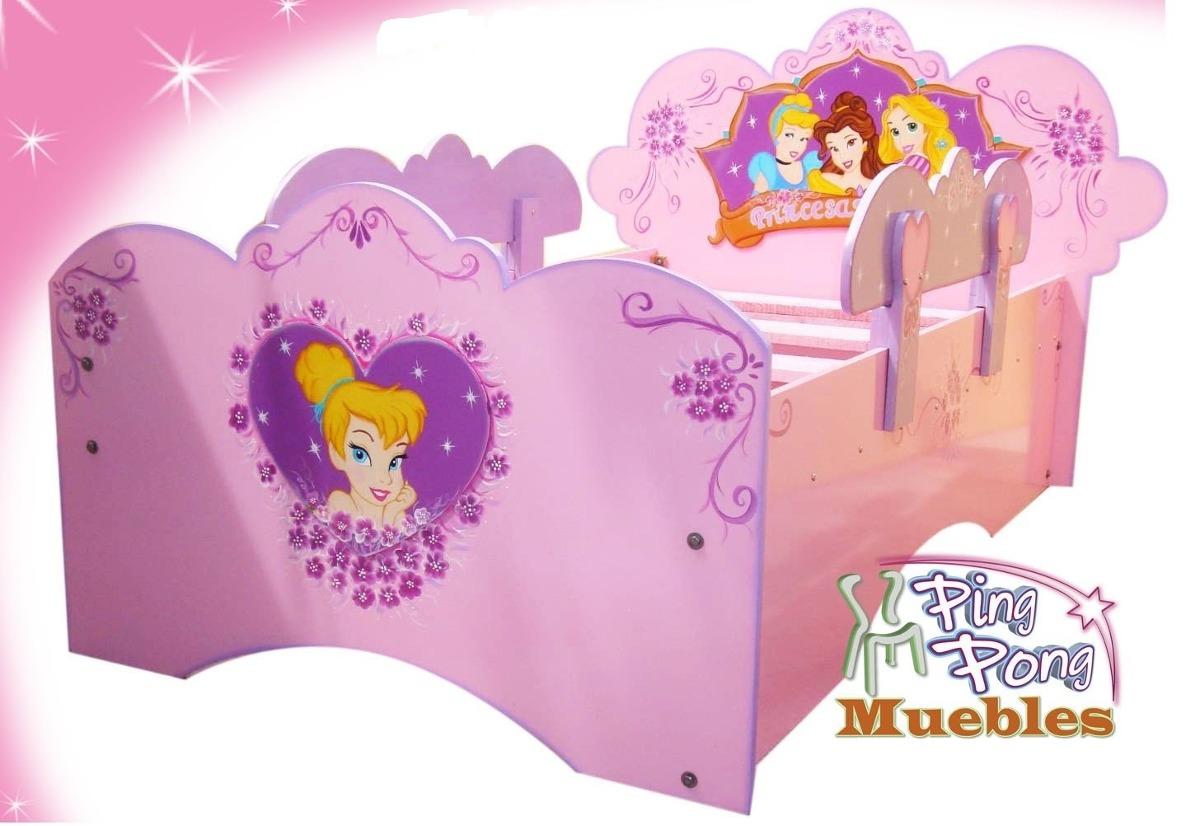 Cama cuna para ni as princesas barbye bs 2 50 en - Cama nina princesa ...