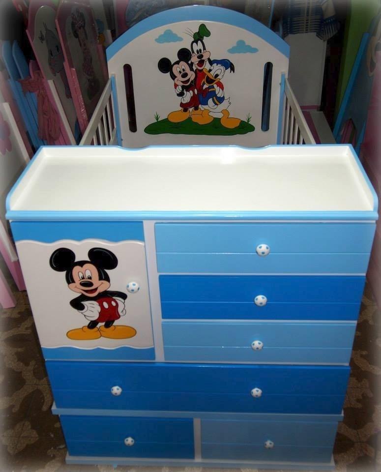 Cunas Y Muebles Para Bebes - Decoración Del Hogar - Prosalo.com