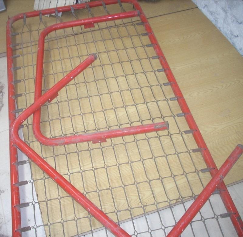 Cama de 1 plaza ca o fuerte c tensores italiana for Ofertas de camas 1 plaza