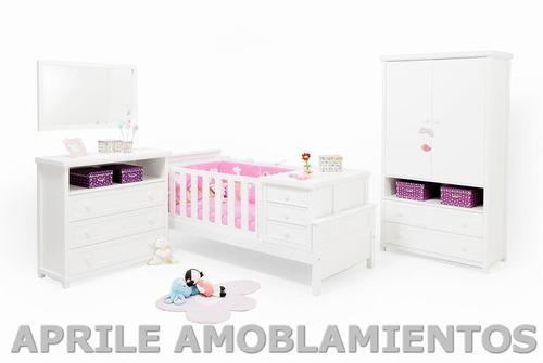 cama de 1 plaza laqueada calidad premium juvenil infantil