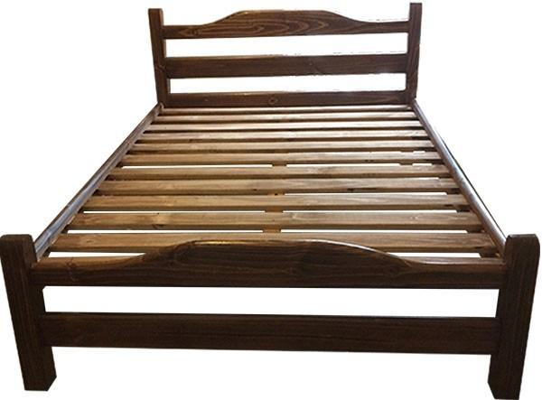Cama de 2 plazas madera maciza dormitorio armado gratis for Cama 2 plazas madera