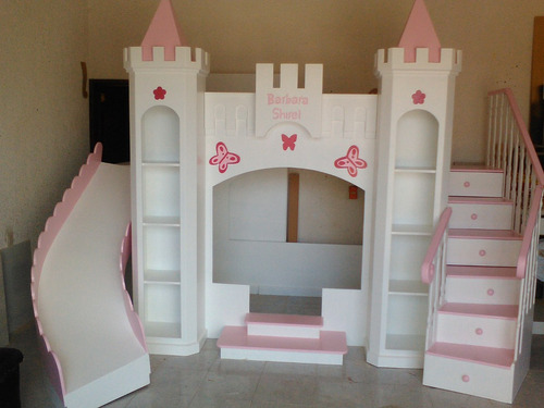 cama de castillo