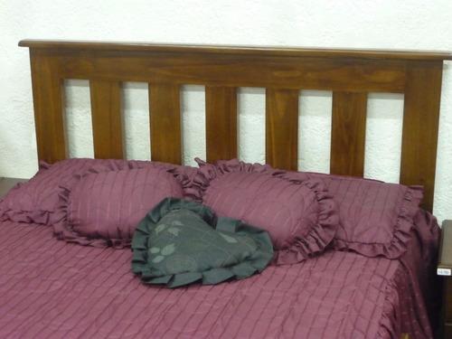 cama de dos plazas - composse equipamientos