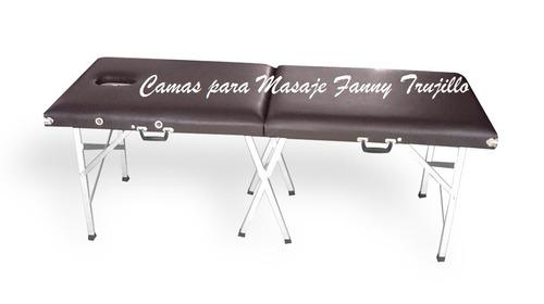 cama de masaje portatil super reforzada la mejor del mercado