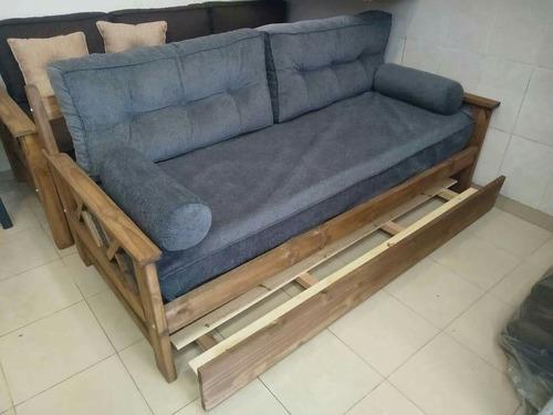 cama de una plaza