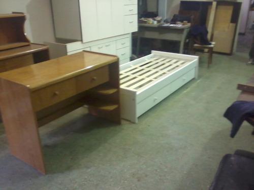 cama de una plaza turca otomana con cajones /serie a muebles