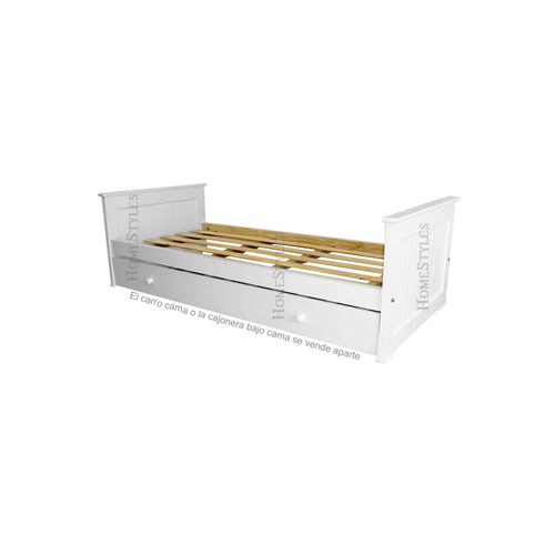 Cama divan americana laqueada 2 respaldos iguales 3 for Medidas camas americanas