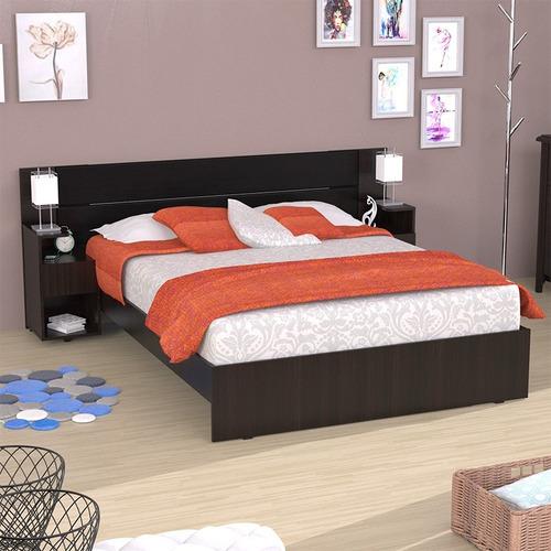 cama doble maderkit 00362-premium