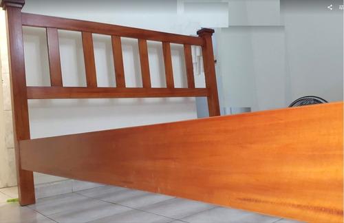 cama doble o full nueva matrimonial  de madera