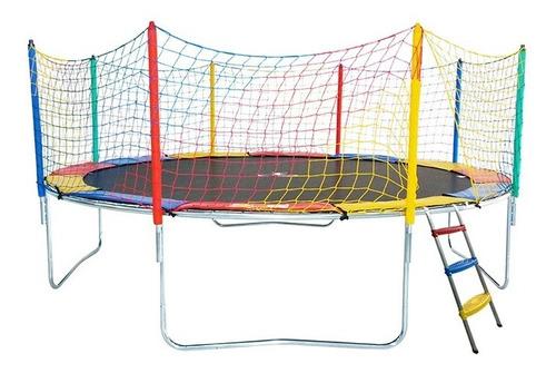cama elastica 4,27 linha premium - 72 molas