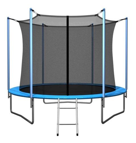 cama elastica 6ft  malla protectora 12183 / fernapet