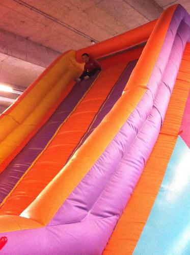 cama elastica, inflables