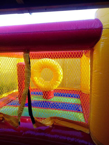cama elástica inflables