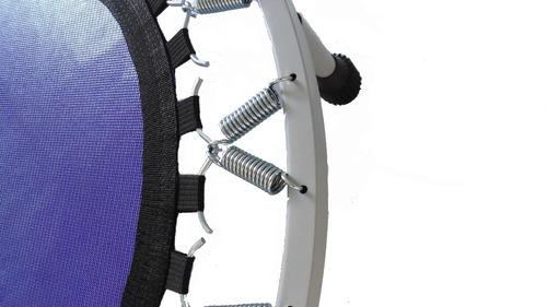 cama elástica mini jump profissional suporta 150kg