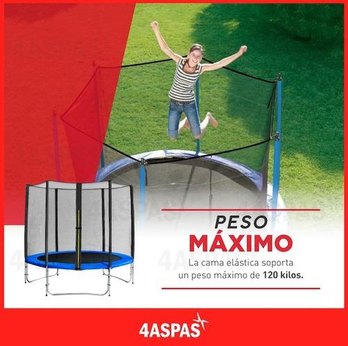 cama elastica precio oferta 3 metros niños adulto grande