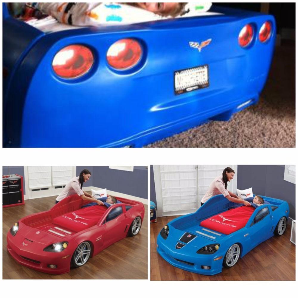 Cama en forma de auto colchon individual deportivo carro - Cama en forma de auto ...
