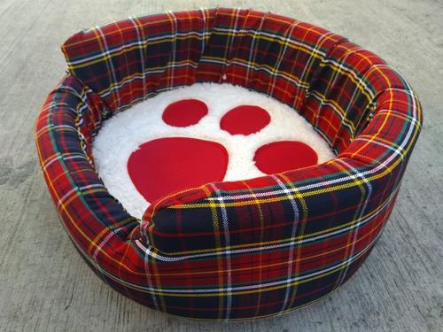 cama escocia 60x55x15 t3 cojin desmontable perro dogmania