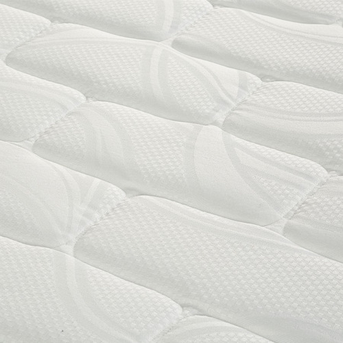 cama europea 2 plazas b/d flex therapedic + florencia