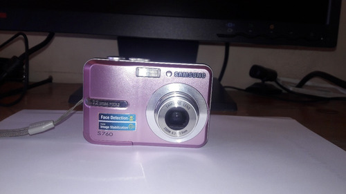 cama fotografica samsung s760