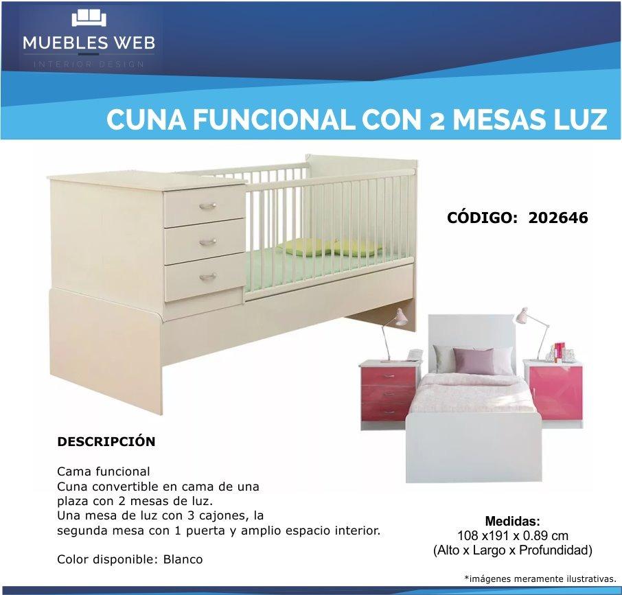 Magnífico Cuna Muebles Conjuntos Bandera - Muebles Para Ideas de ...