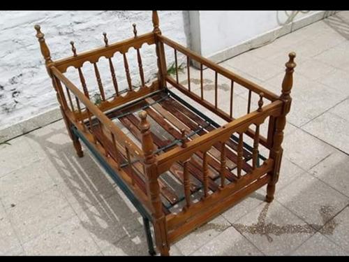 cama funcional vintage