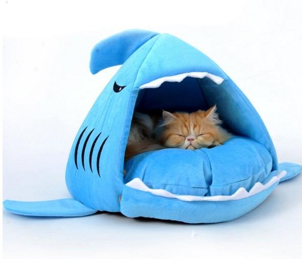 Cama gato pet pequeno porte formato tubar o chega 35 dias - Camas para gatos ...