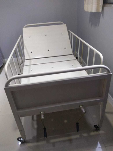 cama hospitalar manual aluguel r$120,00 mensal