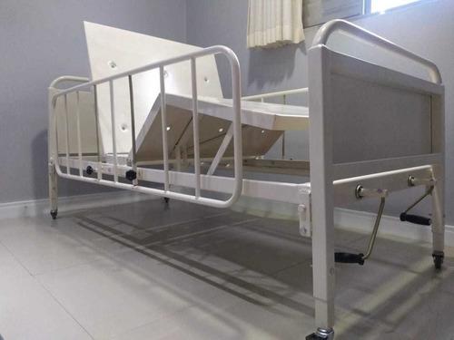cama hospitalar manual aluguel r$95,00 mensal