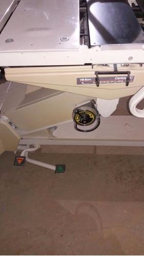 cama hospitalar motorizada hill-rom