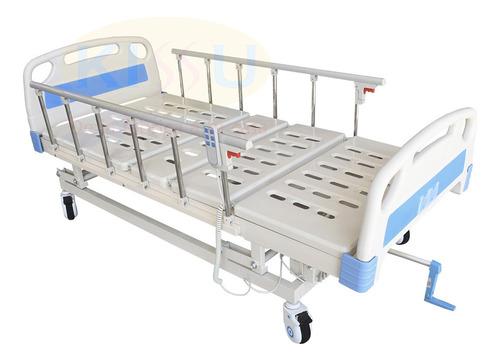 cama hospitalaria eléctrica ó manual g9 4 posiciones 280kg