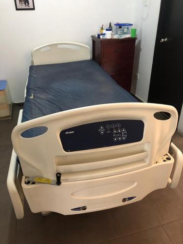 cama hospitalaria electromecánica stryker modelo fl28c