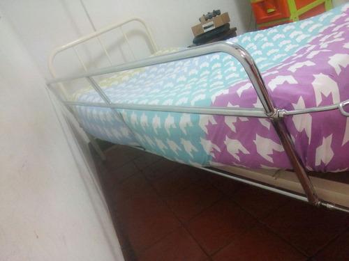 cama hospitalaria. manual