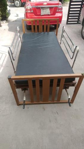 cama hospitalaria manual completa