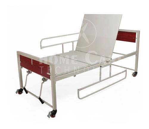 cama hospitalaria manual dos movimientos cm-101